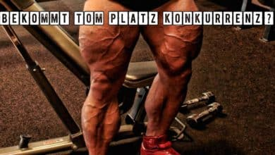 Tom Platz Konkurrenz