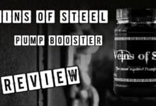 VEINS OF STEEL - Booster Test - Review