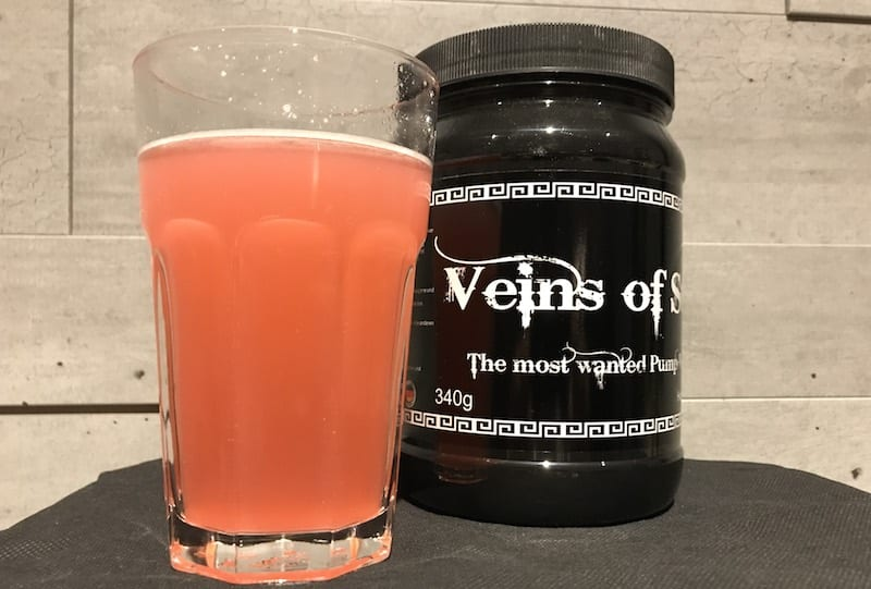 VEINS OF STEEL - Workoutbooster