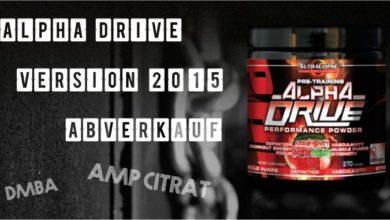 Alpha Drive 2015er Version