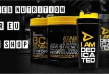 Dedicated Nutrition Shop