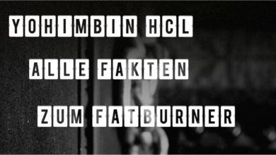 Yohimbin HCL Erfahrungen