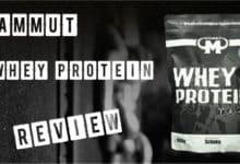 Mammut Whey Protein Test