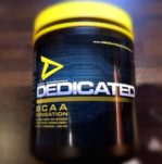 BCAA Sensation Dose 149x151 - BCAA Sensation Dedicated Nutrition Erfahrung