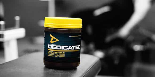 Dedicated Unstoppable - Dedicated Nutrition -  Die 3 besten Supplemente