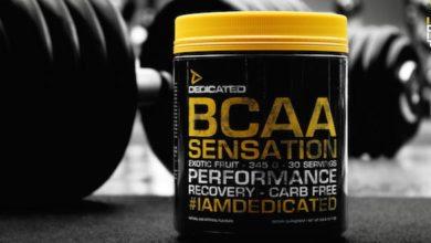 BCAA Sensation - Neue Version