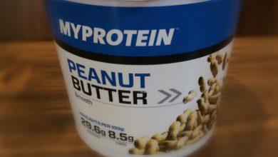 Myprotein Erdnussbutter Erfahrungen