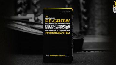 Dedicated Re Grow Packung