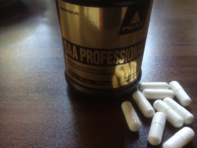 Peak DAA Professional Testosteronbooster