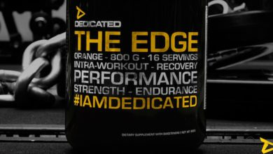 Dedicated The Edge recovery Supplement?