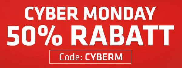 GoNutrition Cyber Monday 2015