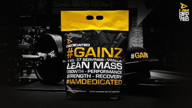 Dedicated GAINZ