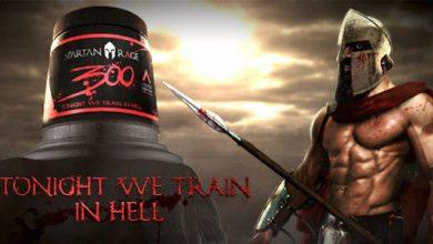Spartan Rage 300
