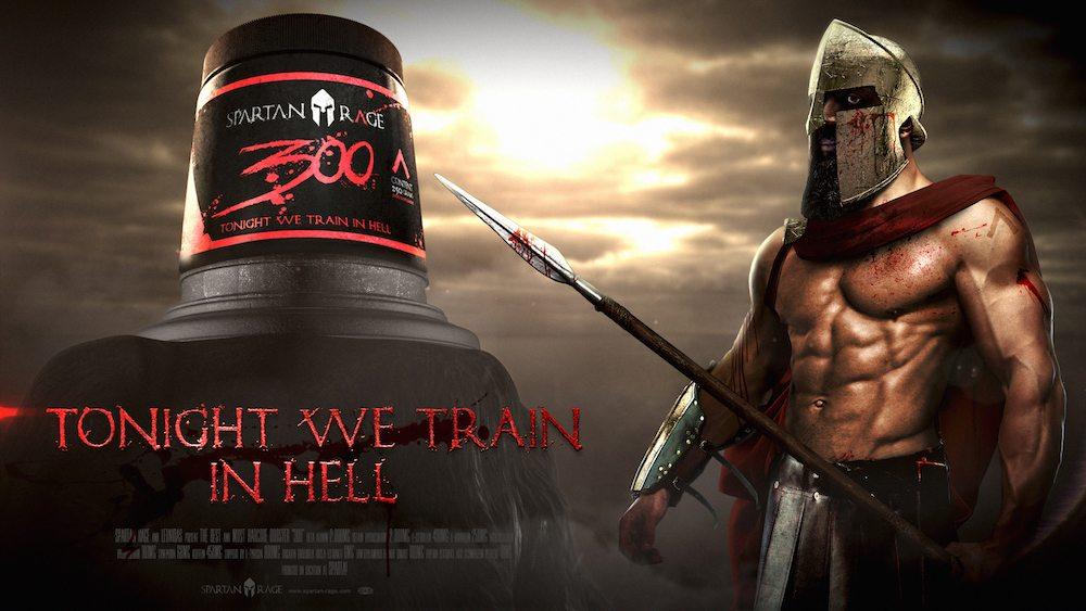 Spartan Rage 300 DMBA Booster