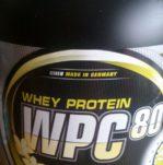 WPC 80 Whey Protein 149x151 - WPC 80 Whey Protein von Supplement Union - Im Test