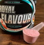 Royal Flavour Erdbeer Quark 149x151 - Royal Flavour von Supplement Union - unser Test