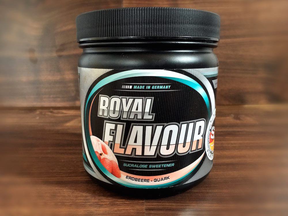 Royal Flavour Verpackung