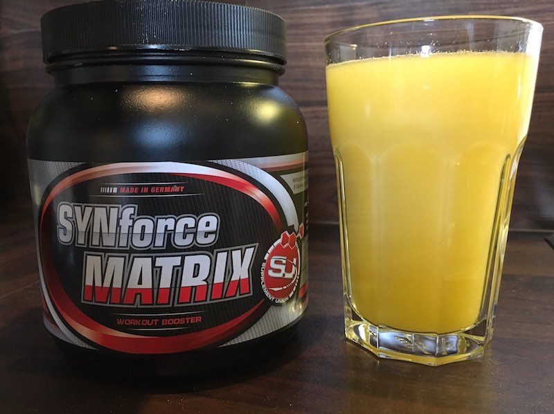 SYNforce Matrix Löslichkeit - SYNforce Matrix von Bodybuilding-Depot - Review