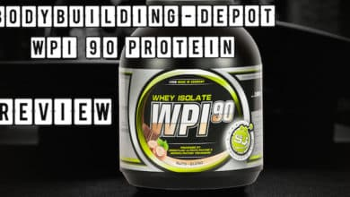 WPI 90 Whey Protein 390x220 - WPI 90 Whey Protein - Isolat von Bodybuilding Depot