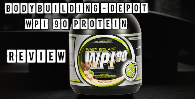 WPI 90 Whey Protein - WPI 90 Whey Protein - Isolat von Bodybuilding Depot