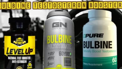 Bulbine Testosteron-booster