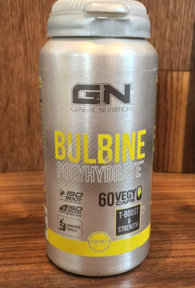 Bulbine Polyhydrate Verpackung