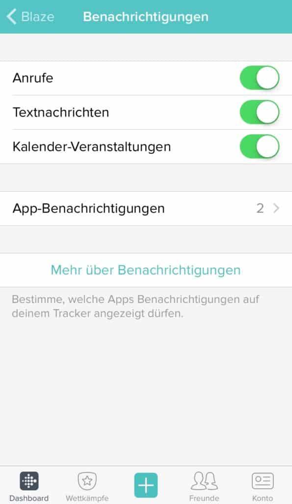 Fitbit Whatsapp Einstellen  595x1025 - Fitbit Whatsapp Benachrichtigungen jetzt möglich
