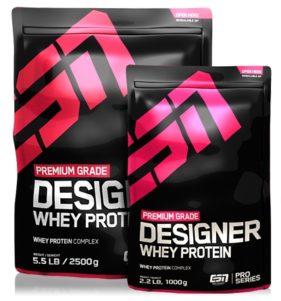 Wheyprotein 281x301 - ESN 20 Prozent Rabatt auf Designer Whey