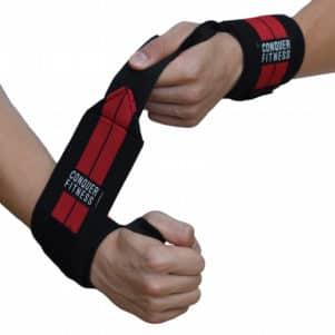 Conquer Fitness Handgelenkbandagen Review 301x301 - Conquer-Fitness Handgelenkbandagen im Test