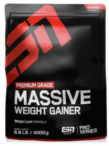 ESN Massive Weight Gainer Verpackung