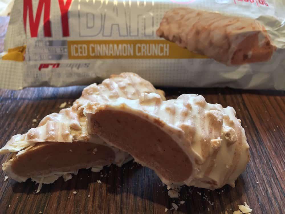 MyBar ProSupps Iced Cinnamon Crunch - MyBar ProSupps Riegel - Der Proteinriegel von ProSupps