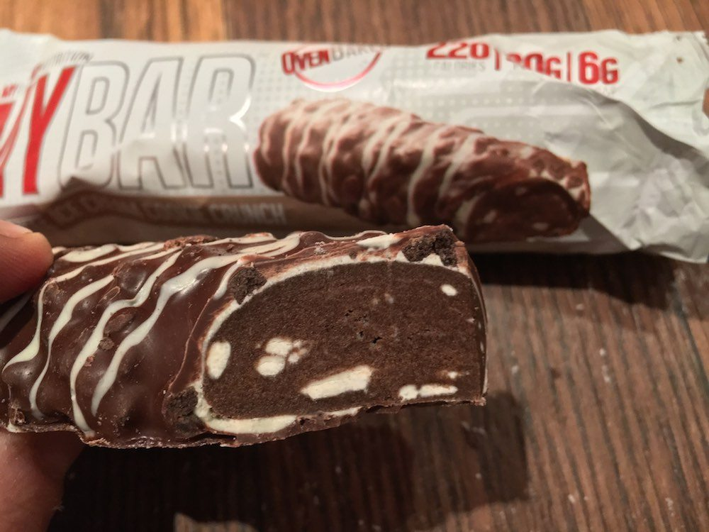 MyBar ProSupps Riegel Ice Cream Cookie Crunch - MyBar ProSupps Riegel - Der Proteinriegel von ProSupps