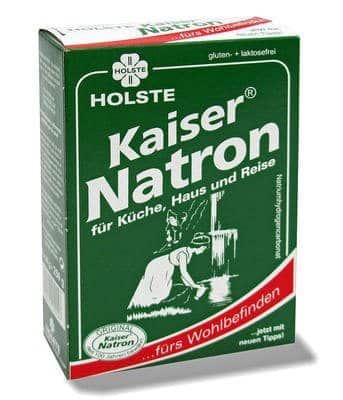 Natron als Deo - Das beste Mittel gegen Schweißgeruch