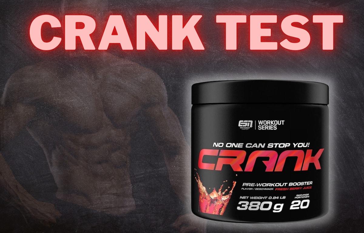 Crank Testbericht