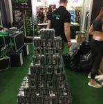 FIBO 2017 Green Cola 149x151 - Fibo 2017 Gannikus hat eigenen Stand und vieles mehr