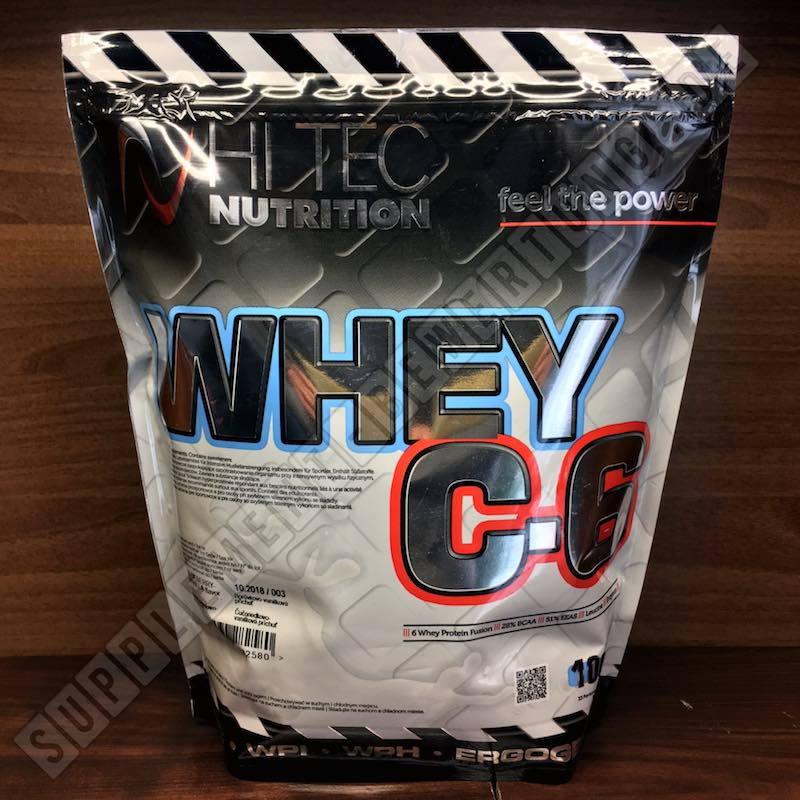 Whey C6 - HI Tec Nutrition
