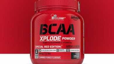 BCAA Xplode Red Summer Edition