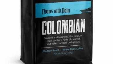 COLUMBIAN SUPREMO COFFEE - Chaos & Pain