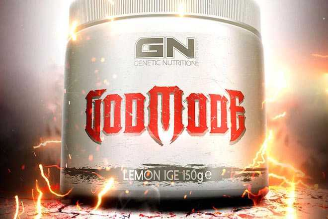 GN Laboratories_Godmode 150g