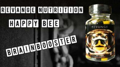 Happy Bee 390x220 - Happy Bee von Revange Nutrition verspricht Glücksgefühle