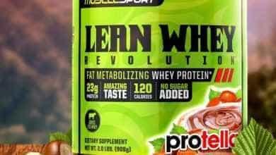 Nutella Whey Protein