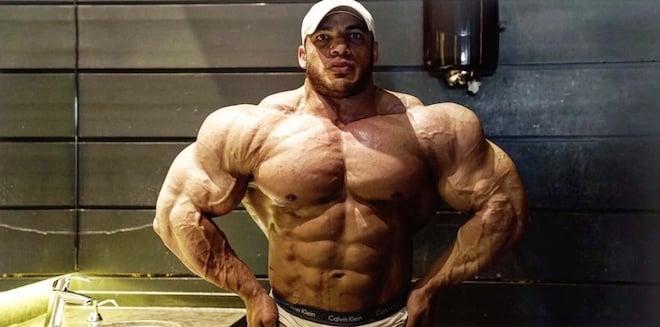 Big Ramy - Mr. Olympia 2017