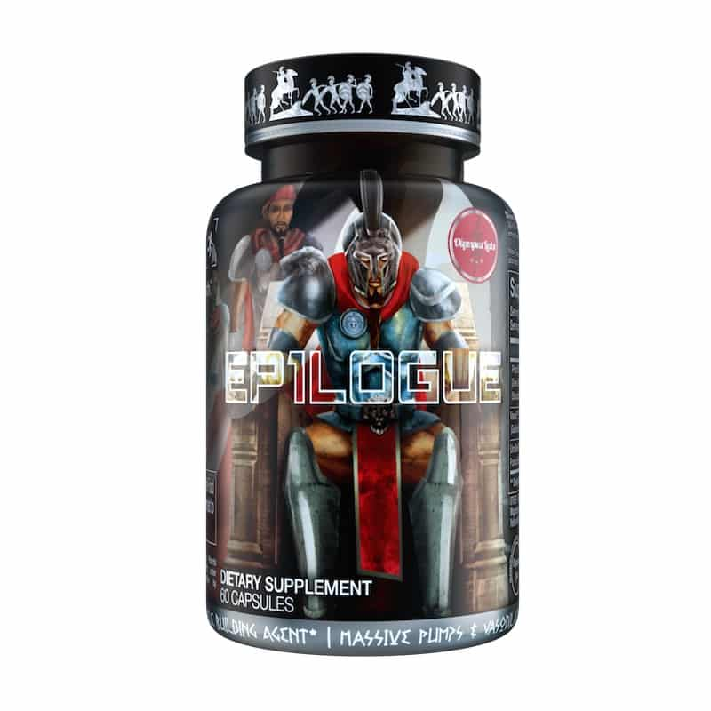 Olympus Labs Ep1logue Test - Olympus Labs Ep1logue - UroBolin lässt Muskeln wachsen?