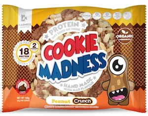 Cookie Madness Choc-Fudge Brownie Beast