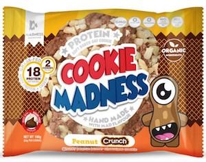 Cookie Madness Choc Fudge Brownie Beast - Cookie Madness Test - wie lecker sind die Protein Cookies wirklich?