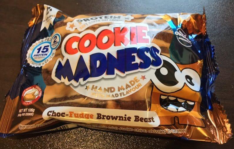 Cookie Madness Review - Cookie Madness Test - wie lecker sind die Protein Cookies wirklich?