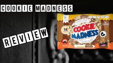Cookie Madness Test