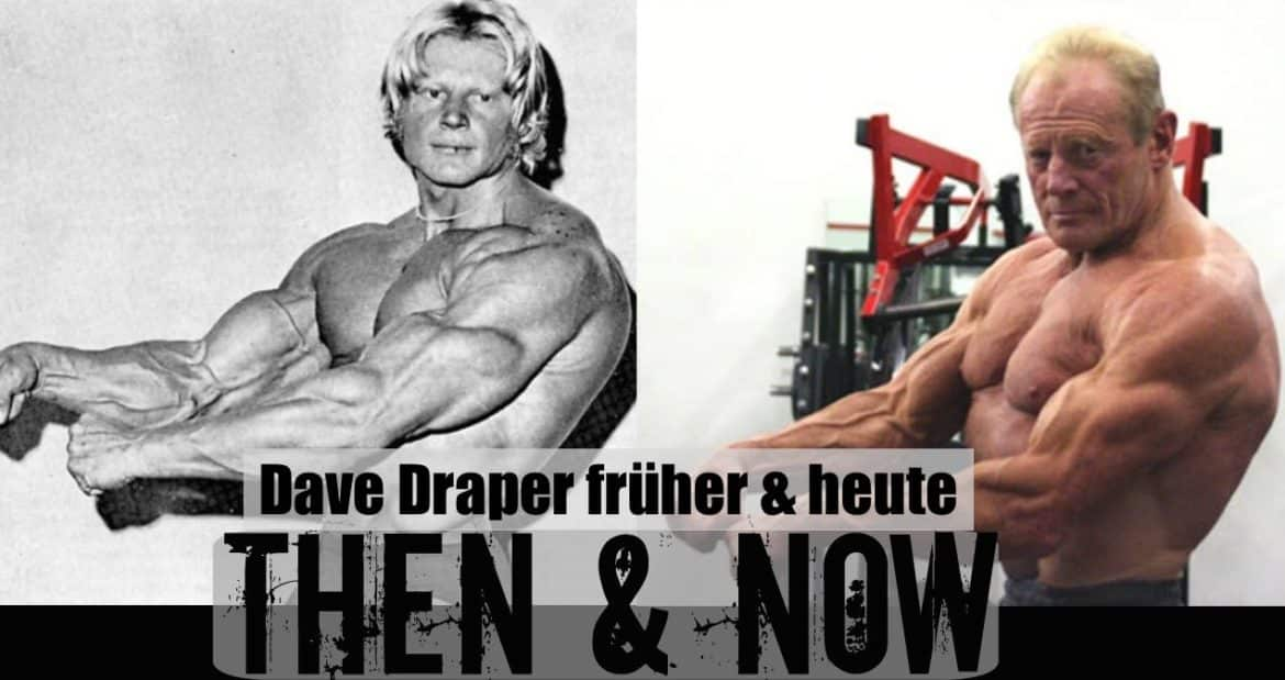dave draper heute und fr her das leben des mr olympia. Black Bedroom Furniture Sets. Home Design Ideas