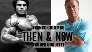 Franco Columbu heute