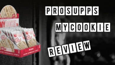 Prosupps Mycookie Test
